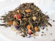 "Grüner Tee ""Bunter Garten"""