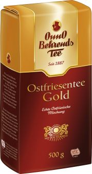 OnnO Behrends Tee Gold 500g Echter Ostfriesentee