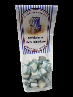 Ostfriesische Pfefferminzkissen 100g