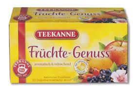 Teekanne Früchte-Genuss 20x3g