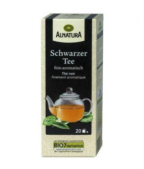 Alnatura Schwarzer Tee 20x1,75g