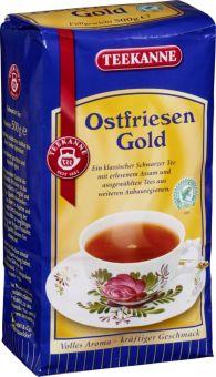Teekanne Ostfriesengold 500g