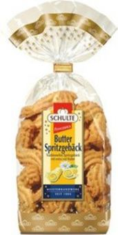 Keks Butterspritzgebäck  200g