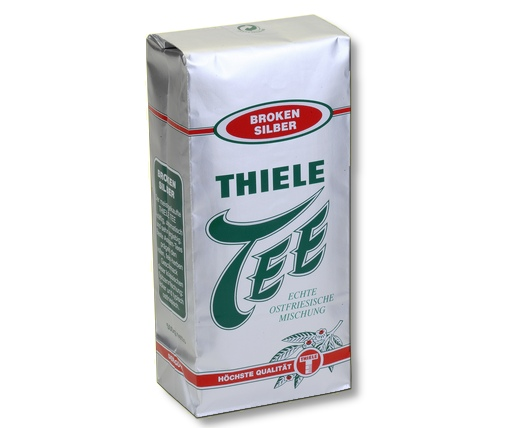 Thiele Tee Broken Silber 500g