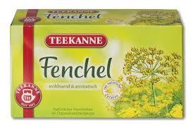 Teekanne Fenchel 20x3g