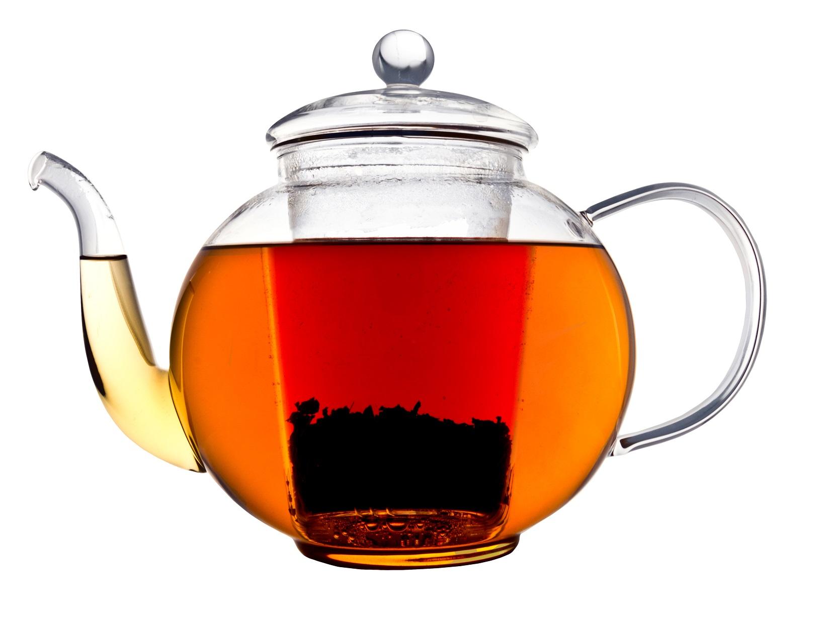 Teekanne Glas Verona Bredemeijer 1,5L.