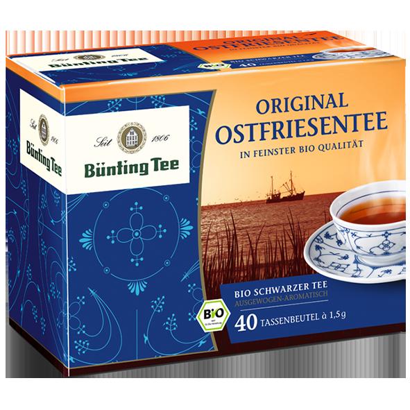 Bünting BIO Original Ostfriesentee 40x1,5g
