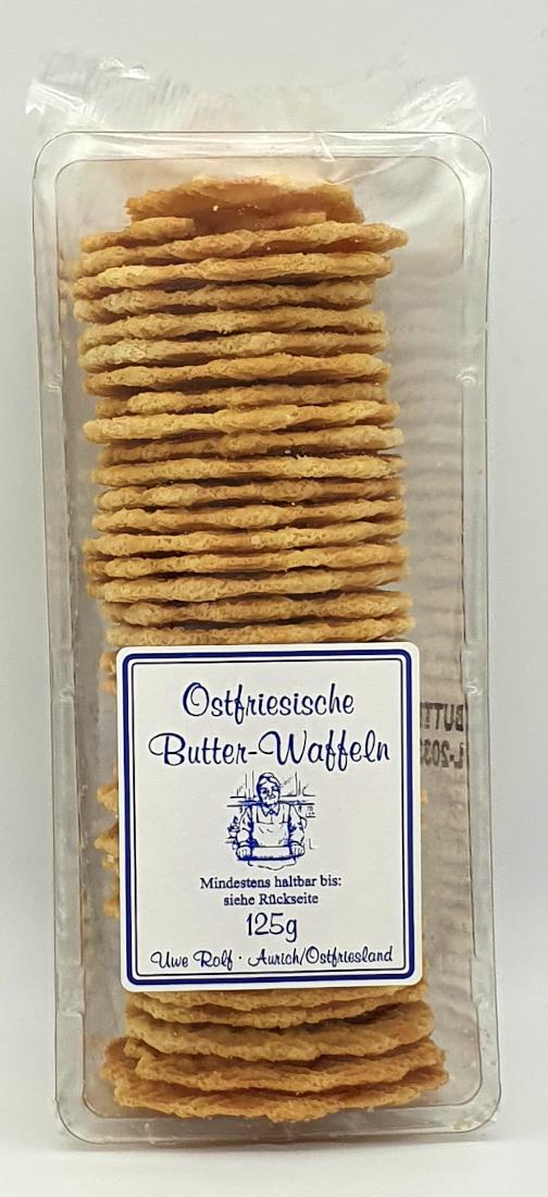 Ostfriesische Butterwaffeln