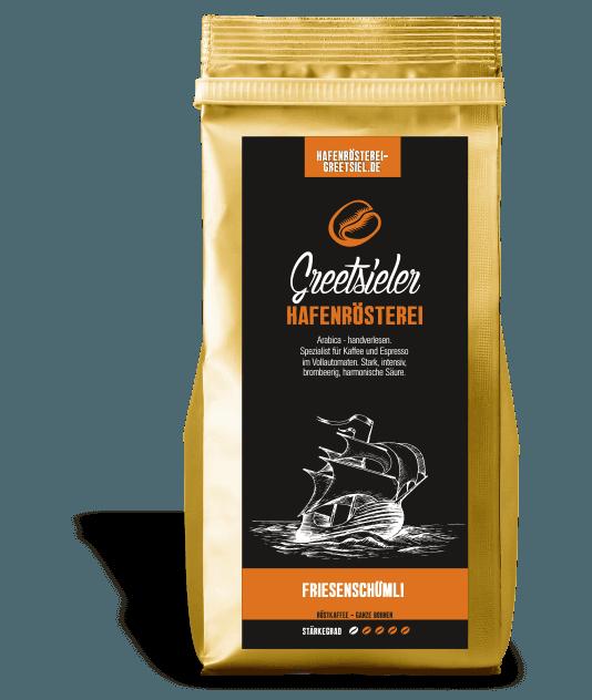 Friesenschümli - 100% Arabica Kaffee - 500g