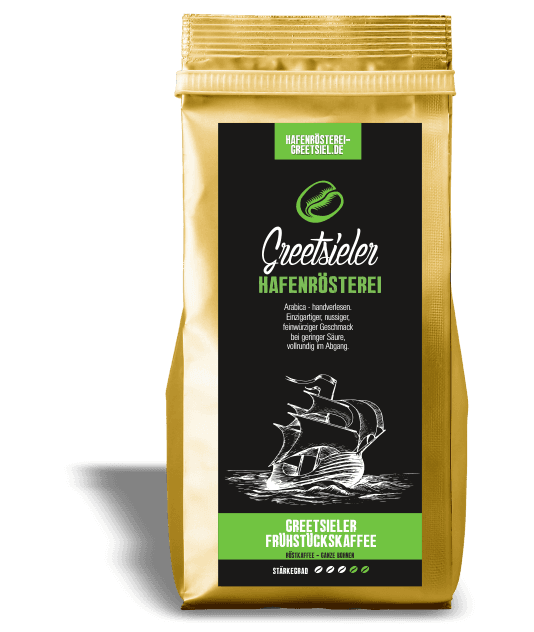 Greetsieler Frühstückskaffee 500g