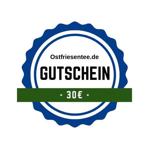 Geschenkgutscheine www.ostfriesentee.de