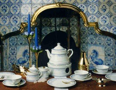 Die ostfriesische Teegeschichte