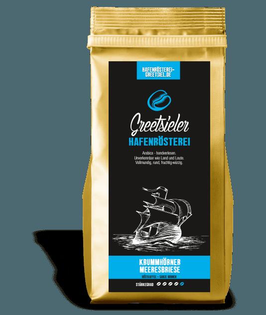 Krummhörner Meeresbrise Kaffee 500g