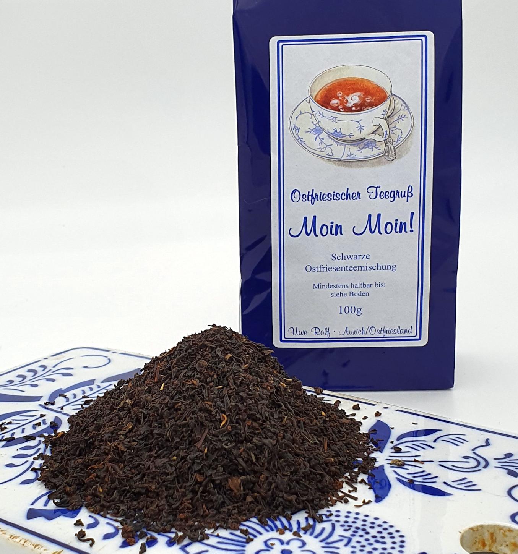 Ostfriesischer Teegruß 100g