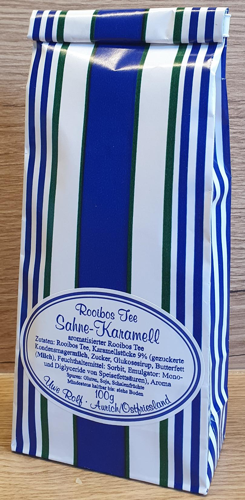 Rooibos Sahne Karamell