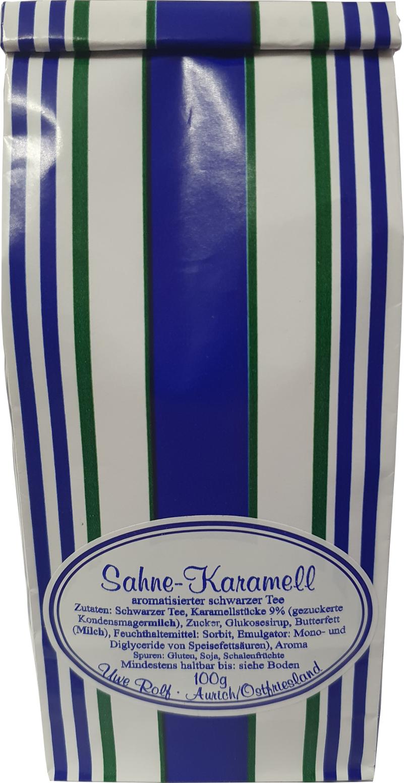 Sahne Karamell