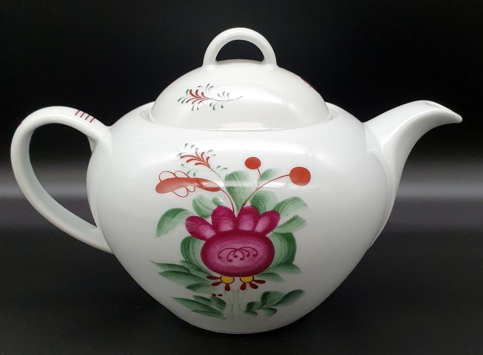 Teekanne Ostfriesenrose 1,0L.