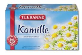 Teekanne Kamille 20x1,5g