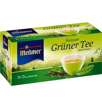 Meßmer Feinster Grüner Tee 25x1,75g